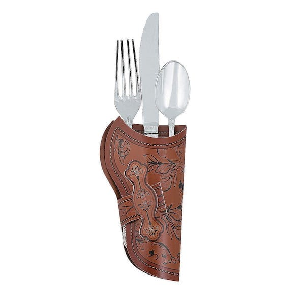 Holster Silverware Holder
