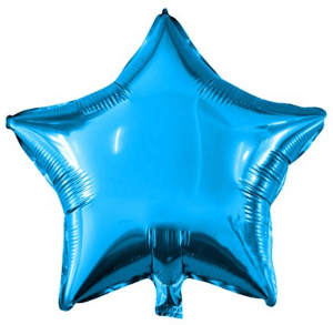 Blue Star Balloons