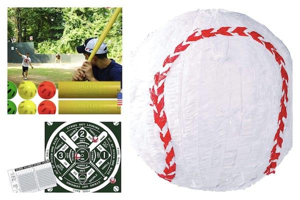 Baseball themed Fun and Games