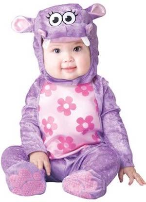 Baby Girl Hippo Custome