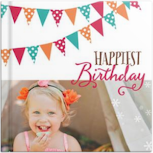 Birthday Photobook