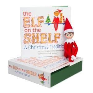 Elf on the Shelf A Christmas Tradition