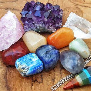 Healing Crystal Spiritual Rocks