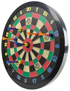 Magnetic Dart Board