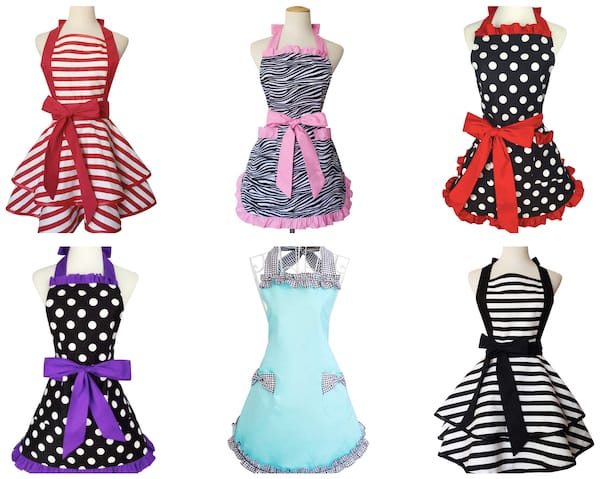 Womens Aprons with Same Day Delivery