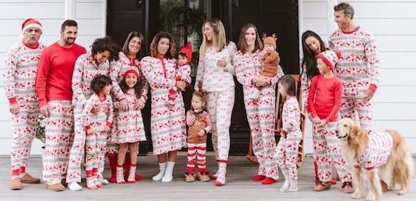 Family Matching Christmas Pajamas