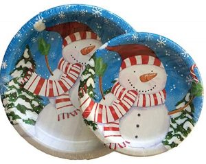 Snowman Winter Party Supplies