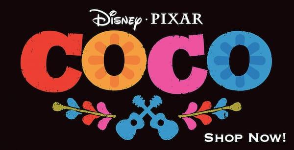 Disney Coco Banner