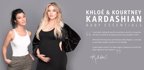 Throw a Kardashian Inspired Baby Shower