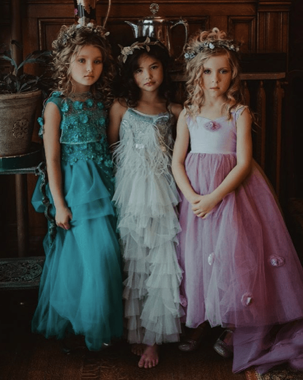 Gorgeous Flower Girl Dress Rentals