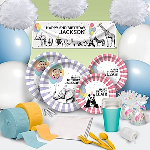 Party Animal Paper Goods