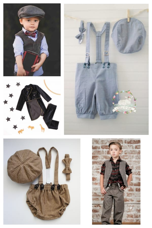 Rent your Ring Bearer Outfit