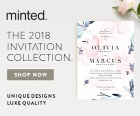Wedding Designs with Minted
