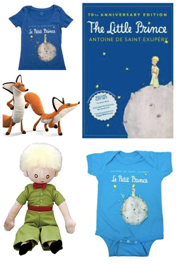 Children's Classic Book Baby Gifts - The Little Prince