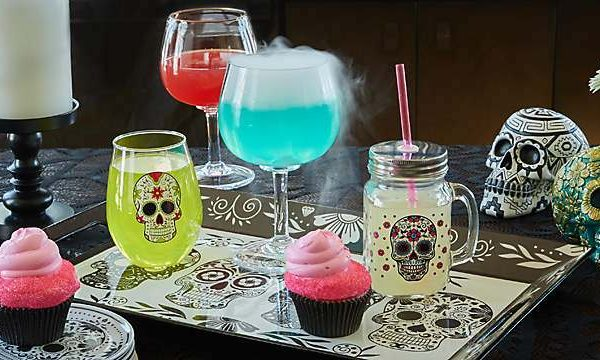 Day of the Dead Party Supplies | Dia de los Muertos Halloween Party