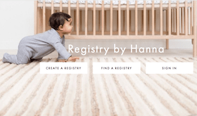 Hanna Andersson Baby Registry
