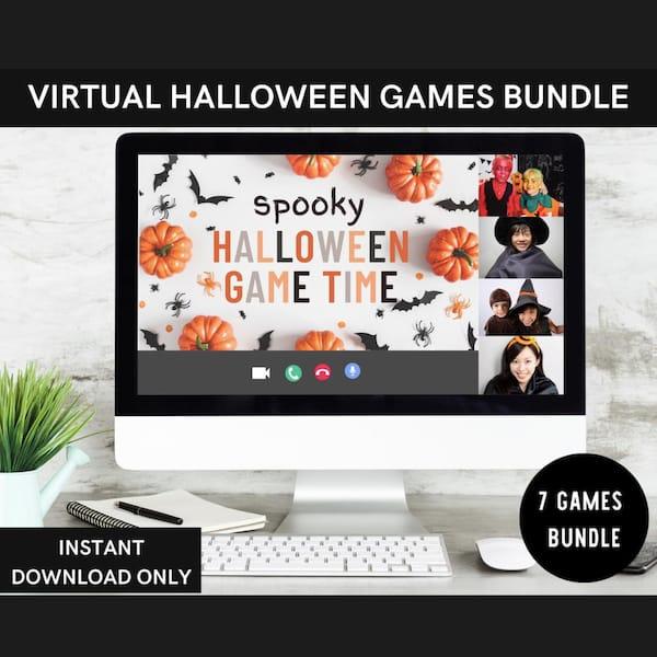 Virtual Halloween Game Bundle