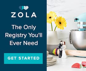 Zola >> The only wedding registry you will ever need