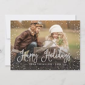 Holiday Card Sale