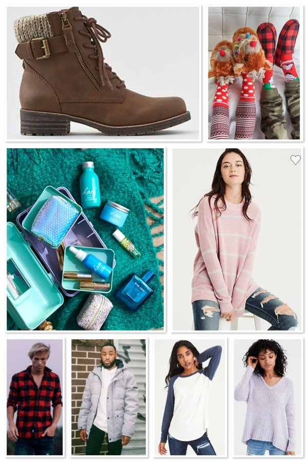 American Eagle Outfitters Gift Ideas