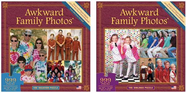 Awkward Family Photo Puzzles