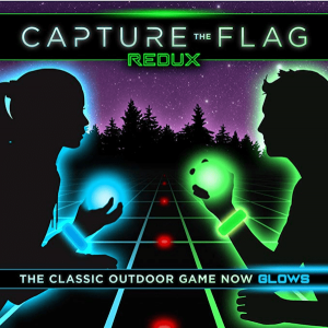 Capture the Flag Glow in the Dark Game