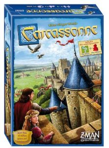 Carcassonne Tile Game