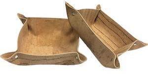 Cork Empty Pockets Tray