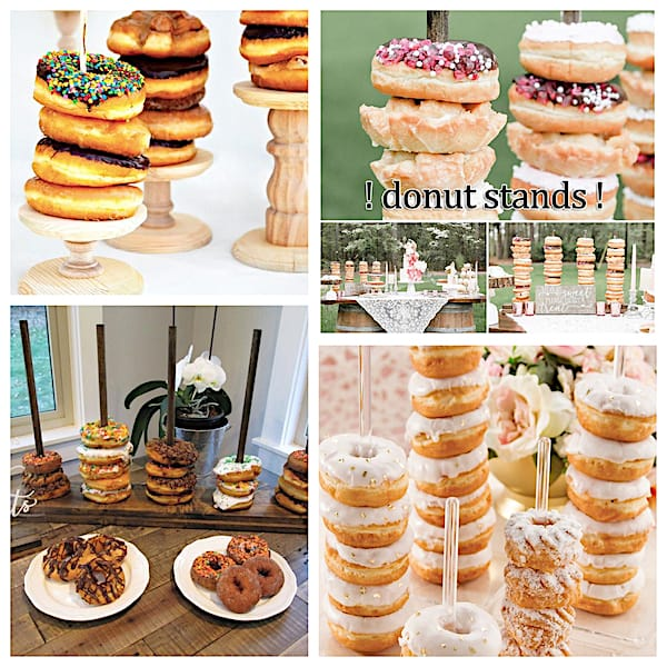Donut Stands
