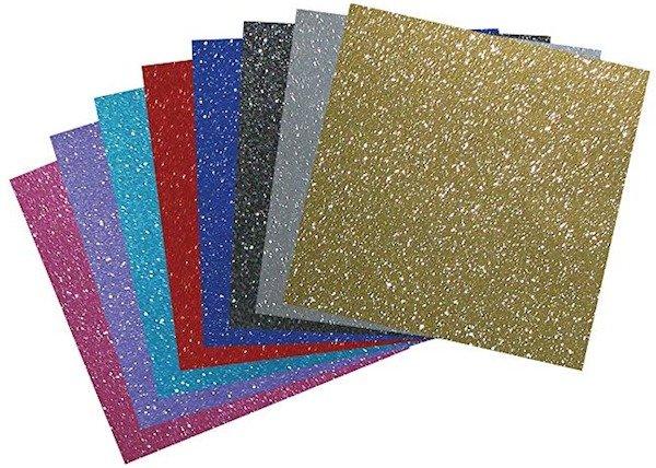 Sparkling Scrapbook Paper