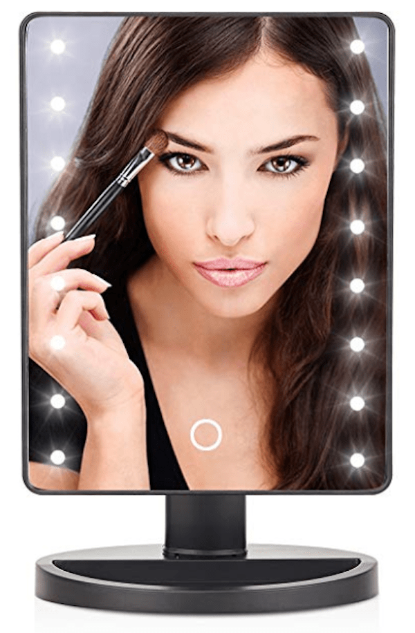 Cosmetic Mirror with LEDs