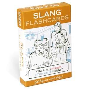 Slang Flashcards