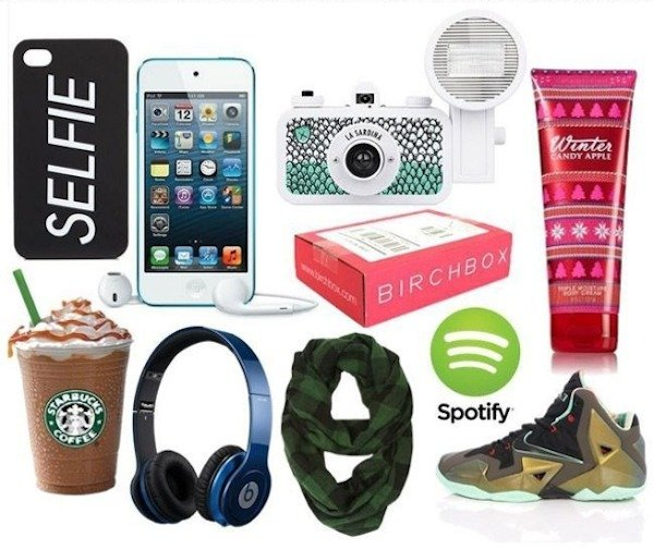 Teen Holiday Gift Buying Guide, Gift Ideas for Teens