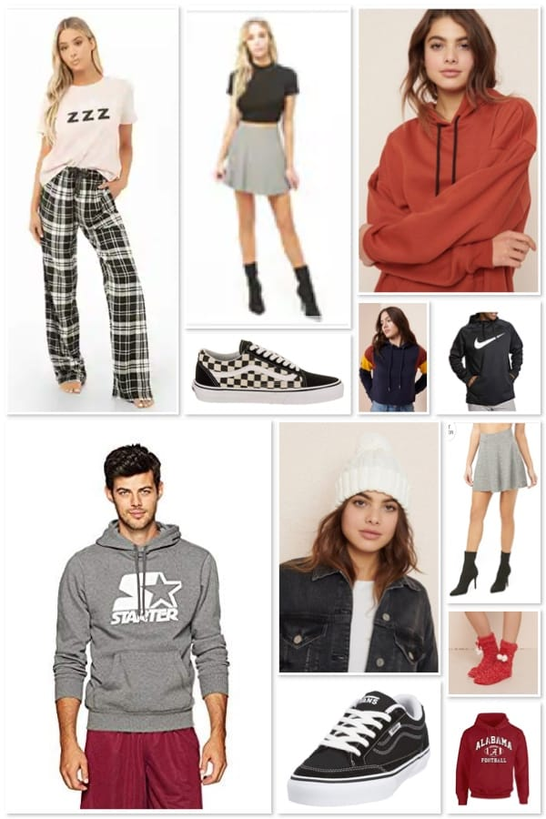 Teen Clothing Gift Ideas