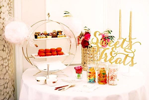 Sweets & Treats Table Sign