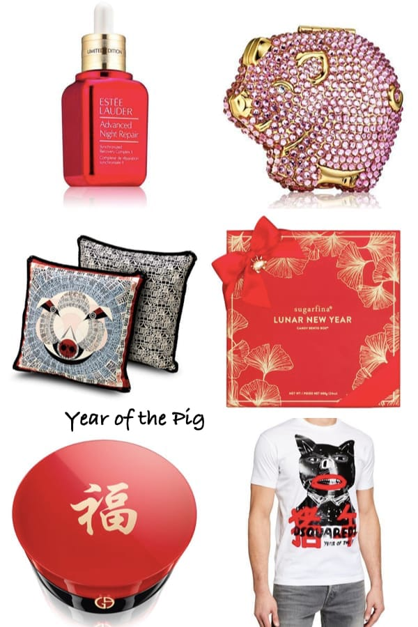 Year of the Pig at Neiman Marcus