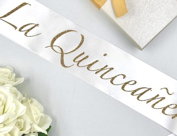 La Quinceanera Ceremony and Celebration