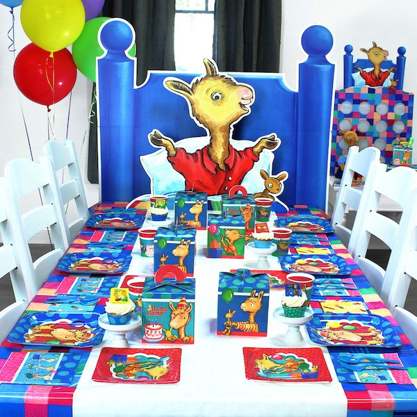 Llama Llama Partyrama Party Planning Ideas and Supplies