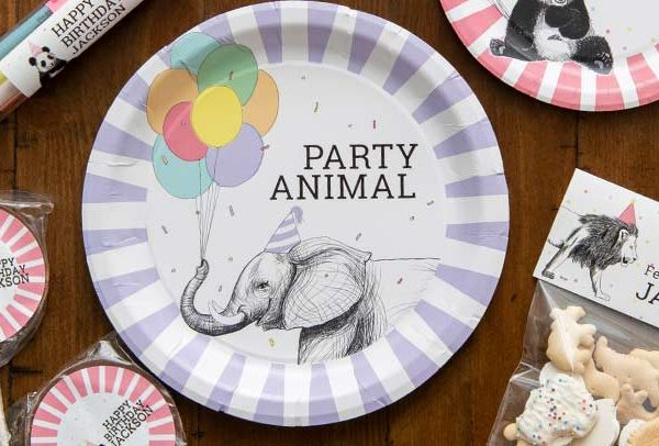Jungle Animal Safari Party