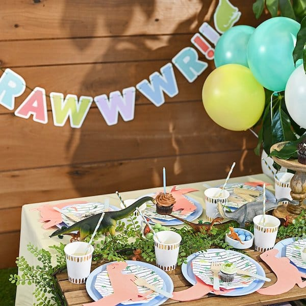 Dinosaur Birthday Party and Baby Shower Supplies