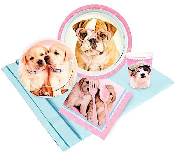 Glamour Dogs Party Pack