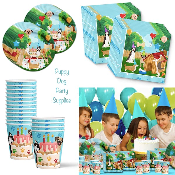 Puppy Dog Party Supplies