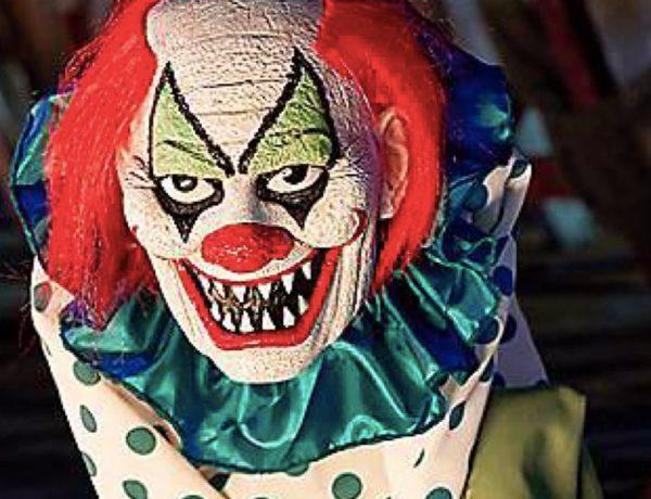 Scariest Clown Costumes