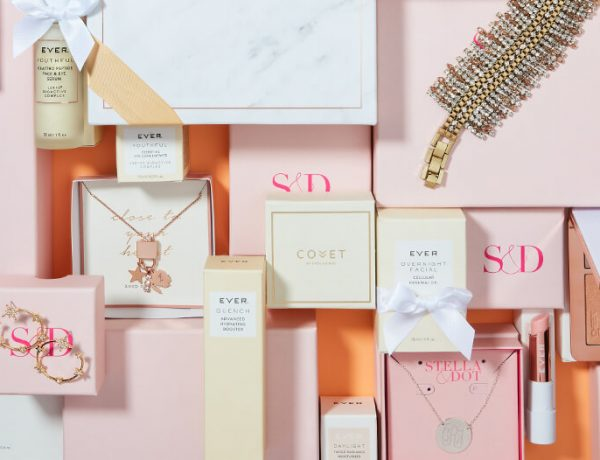 Stella & Dot Does Pink