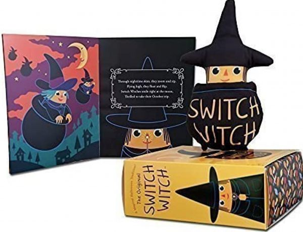 Switch Witch halloween Solution to Too Much Candy