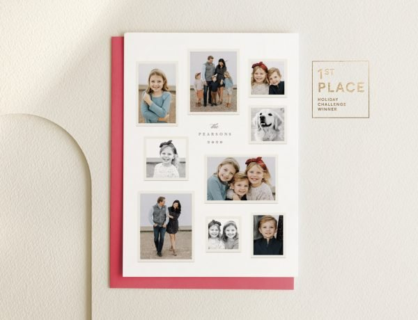 2020 Holiday Card Trends