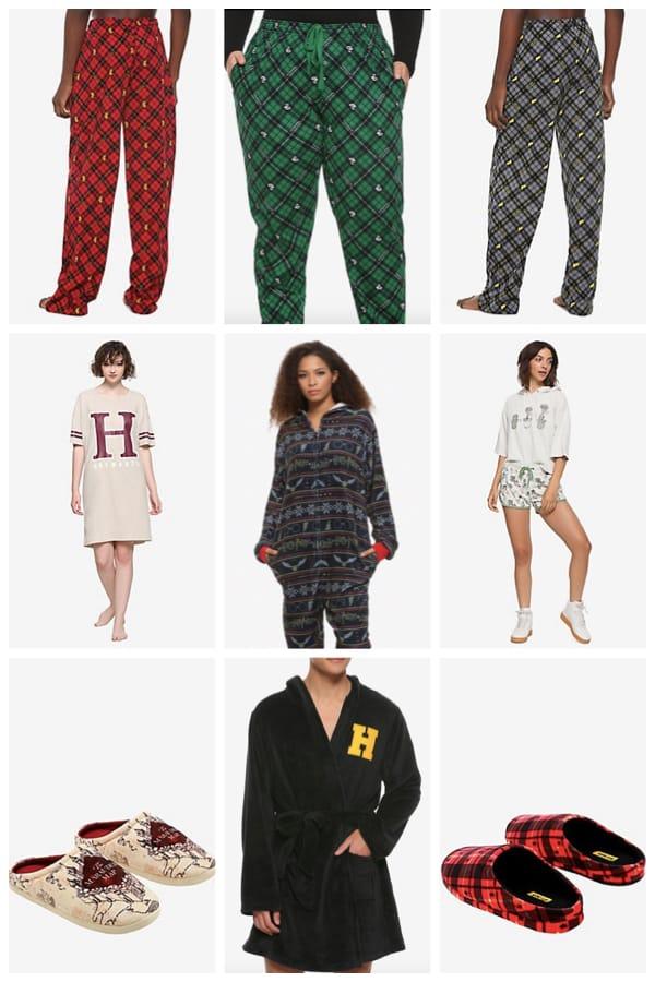 Harry Potter Holiday Pajamas