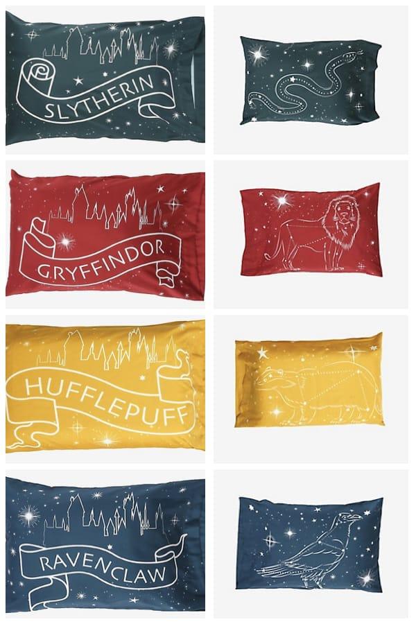Harry Potter Pillowcases