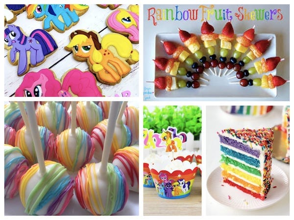 My Little Pony Food Ideas