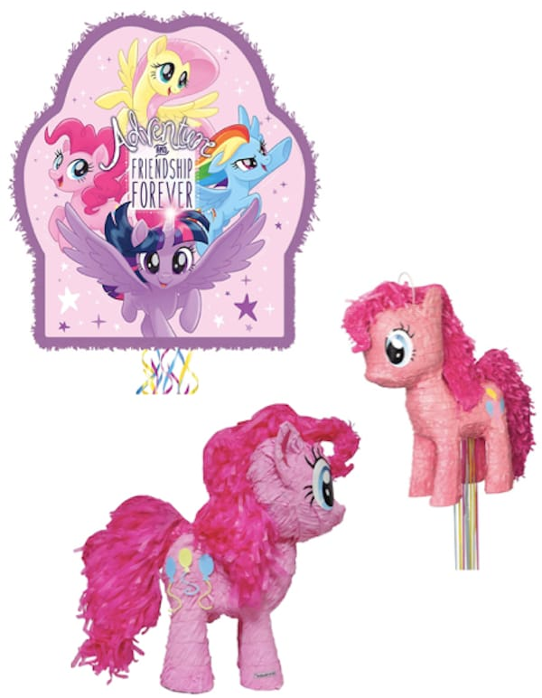 My Little Pony Pinatas